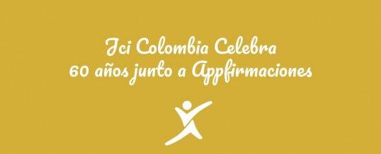 JCI Colombia celebra sus 60 años junto a Appfirmaciones